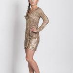 sukienka_złota2a_ byMartaM