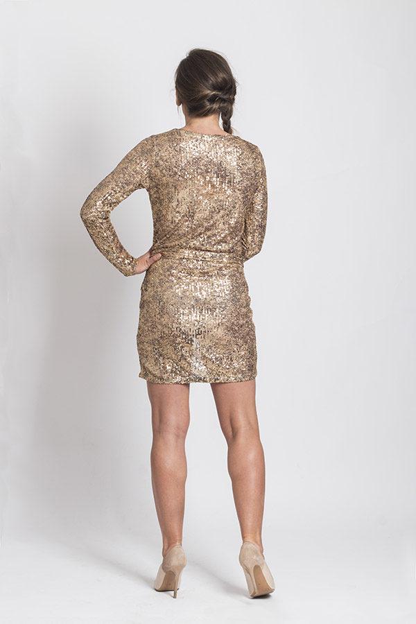 sukienka_złota3_ byMartaM